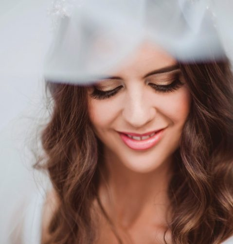 All About Bridal Veils