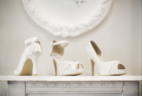 The Best Bridal Shoes to Walk Down the Aisle in Style