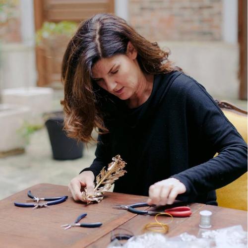 Designer Jeanette Maree