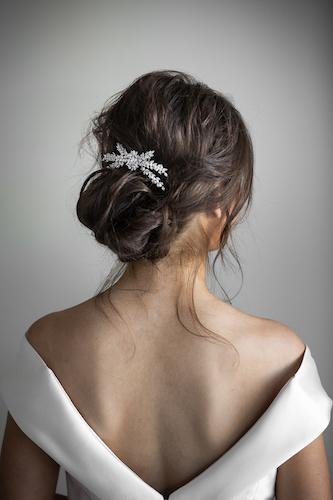 Bridal Hair Clip | Jeanette Maree Melbourne