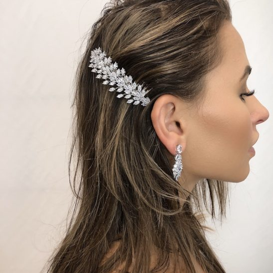 Classic Hollywood Glam Hair PIn, Finger Wave Hair PIn | -Jeanette Maree