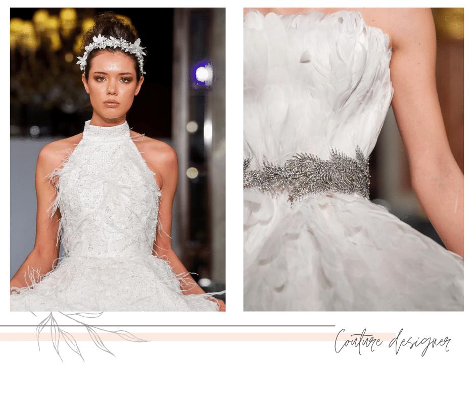 Jeanette Maree Couture Bridal Accessories Design