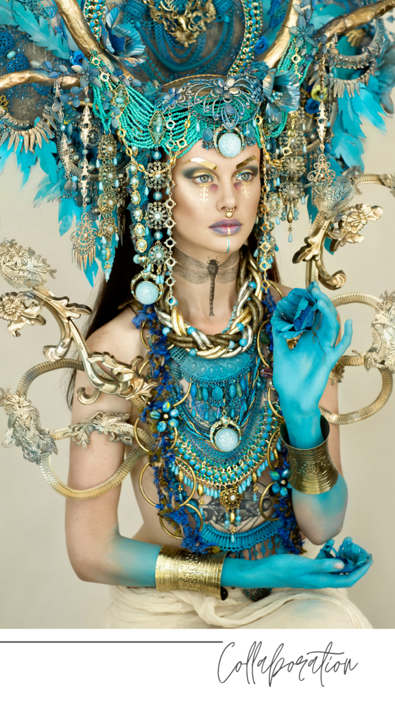 Jeanette Maree Fashion Collaborations