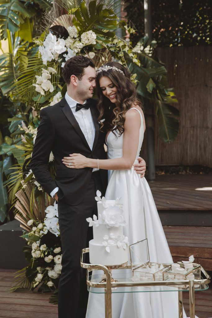 KWH v neck bridal dress