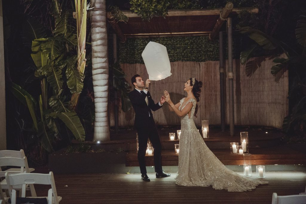 bridal lanterns for wedding