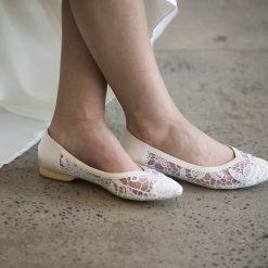Nicole: Flat heel