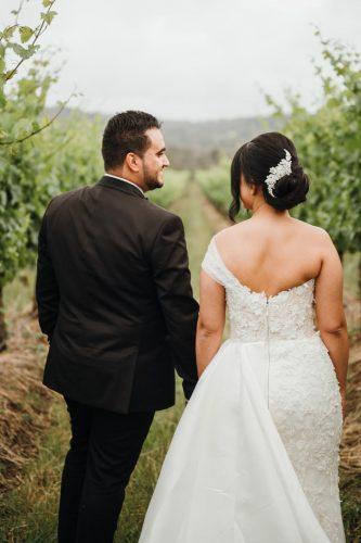 Bridal Hair piece Melbourne