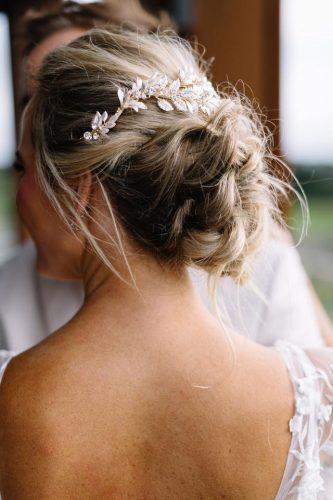Silver Drop Bridal Earrings Melbourne