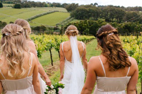 Bridal Hair Comb with Veil