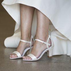Sage 7cm Block Heel