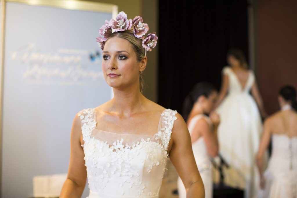melbourne bridal expo runway parade